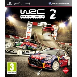 WRC WORLD RALLY CHAMPIONSHIP per Playstation 3 PS3 Usato Garantito italiano