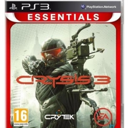CRYSIS 3 III per Playstation 3 PS3 Usato Garantito