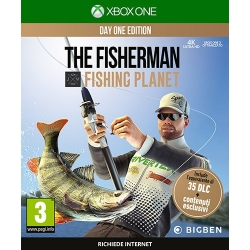 Preordine 17 ottobre 2019 - THE FISHERMAN FISHING PLANET PS4 Playstation 4