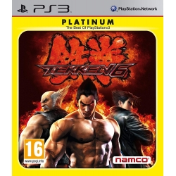 TEKKEN 6 per Playstation 3 PS3 Usato Garantito italiano