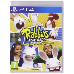 RABBIDS INVASION per PS4 Playstation 4 italiano