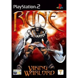 RUNE VIKING WARLORD Playstation 2 PS2 usato garantito italiano