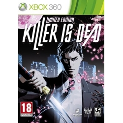 KILLER IS DEAD per Xbox 360 usato garantito XBOX360 italiano