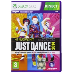 JUST DANCE 2014 Xbox 360 nuovo XBOX360 italiano