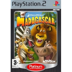 MADAGASCAR per Playstation 2 PS2 usato garantito italiano