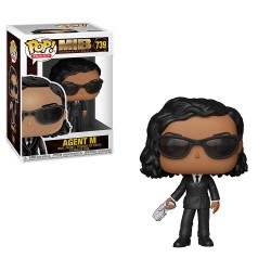 FUNKO POP! Agent H - MOVIES Men in Black International 738 Action Figure