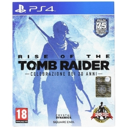 RISE OF THE TOMB RAIDER nuovo per PLAYSTATION 4 PS4 italiano