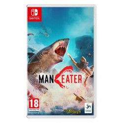 Preordine 22 maggio 2020 - MANEATER Playstation 4 PS4 Man Eater