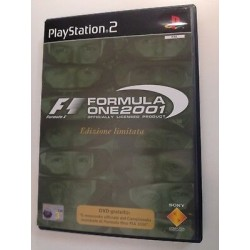 F1 01 - FORMULA ONE 1 2001 Playstation 2 PS2 usato garantito