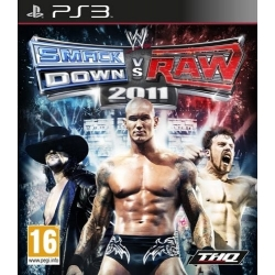 WWE SMACKDOWN VS RAW 2011 per Playstation 3 PS3 Usato Garantito italiano