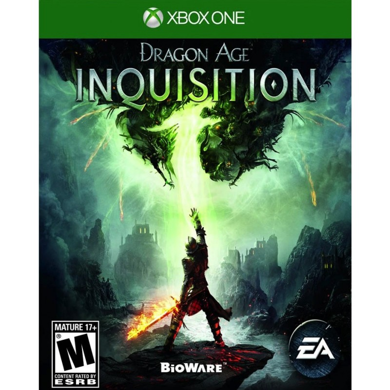 OFFERTA nuovo DRAGON AGE INQUISITION per XBOX ONE xboxone garantito italiano