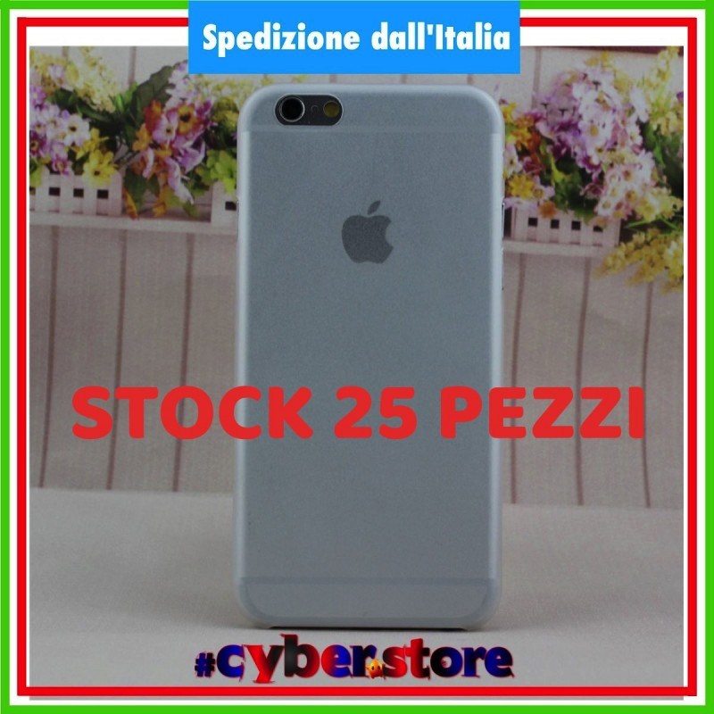 cover iphone 6 sottile