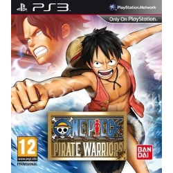 ONE PIECE PIRATE WARRIORS 1 per Playstation 3 PS3 nuovo italiano