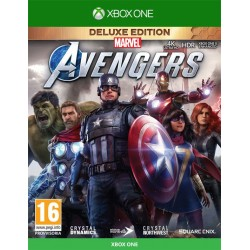 Preordine 4 settembre 2020 - MARVEL'S AVENGERS Xbox One