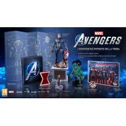 Preordine 1 settembre 2020 - MARVEL'S AVENGERS DELUXE EDITION Xbox One