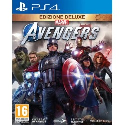 Preordine 4 settembre 2020 - MARVEL'S AVENGERS Playstation 4 PS4