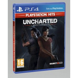 UNCHARTED L'EREDITà PERDUTA nuovo Playstation 4 PS4 italiano