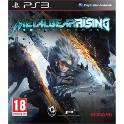 METAL GEAR RISING REVENGEANCE per Playstation 3 PS3 Usato Garantito italiano