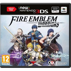FIRE EMBLEM WARRIORS per New Nintendo 3DS 2DS