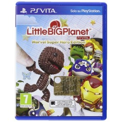 LITTLE BIG PLANET MARVEL SUPER HERO EDITION Sony PSVITA PS Vita nuovo