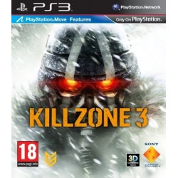 KILLZONE 3 per Playstation 3 PS3 Usato Garantito italiano KILL ZONE III