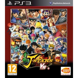 J-STARS VICTORY VS+ per Playstation 3 PS3 Usato Garantito italiano JSTARS
