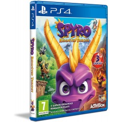 SPYRO REIGNITED TRYLOGY Playstation 4 PS4 nuovo