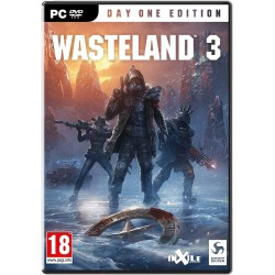 Preordine 28 agosto 2020 - WASTELAND 3 Playstation 4 PS4
