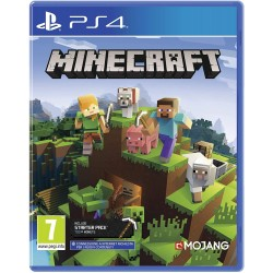 MINECRAFT per Sony Playstation 4 PS4 nuovo italiano MINE CRAFT
