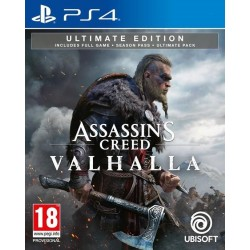Preordine 2020 - ASSASSIN'S CREED VALHALLA GOLD EDITION Playstation 4 PS4