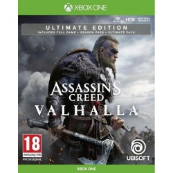 Preordine 2020 - ASSASSIN'S CREED VALHALLA GOLD EDITION Xbox One