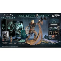 Preordine 2020 - ASSASSIN'S CREED VALHALLA COLLECTOR'S EDITION Playstation 4 PS4
