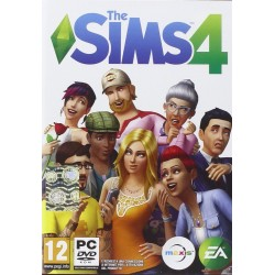 THE SIMS 4 nuovo per PC italiano - gioco fisico DVD Computer