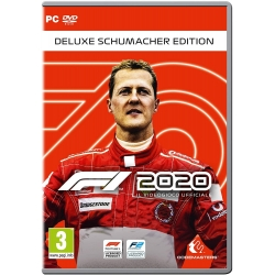 Preordine 7 luglio 2020 - F1 2020 SCHUMACHER DELUXE EDITION PS4 Playstation 4 FORMULA 1 2020