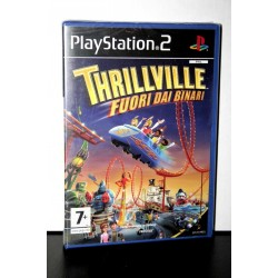 THRILLVILLE FUORI DAI BINARI per Playstation 2 PS2