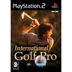 INTERNATIONAL GOLF PRO per Playstation 2 PS2 usato garantito italiano