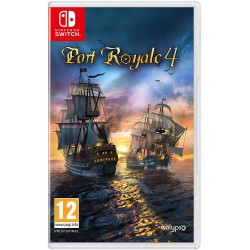 Preordine 25 settembre 2020 - PORT ROYALE 4 PS4 Playstation 4