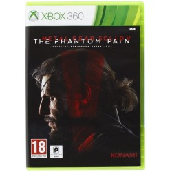 METAL GEAR SOLID 5 V THE PHANTOM PAIN Xbox 360 xbox360 usato garantito italiano