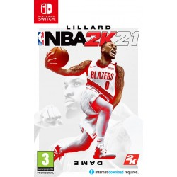 Preordine 4 settembre 2020 - NBA 2K21 Playstation 4 PS4