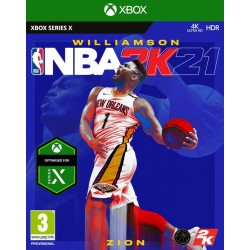 Preordine 2020 - NBA 2K21 per Playstation 5 PS5