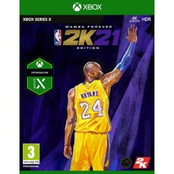 Preordine 2020 - NBA 2K21 MAMBA FOREVER EDITION per Playstation 5 PS5