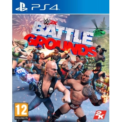 Preordine 18 settembre 2020 - WWE 2K BATTLEGROUNDS Xbox One