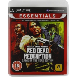 RED DEAD REDEMPTION per Playstation 3 PS3 nuovo italiano