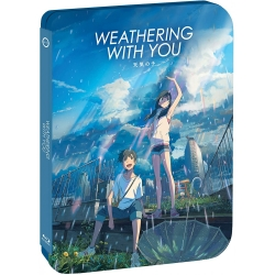 Preorder 28 ottobre 2020 - WEATHERING WITH YOU - DVD