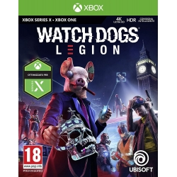 Preordine 29 ottobre 2020 - WATCH DOGS LEGION Xbox One