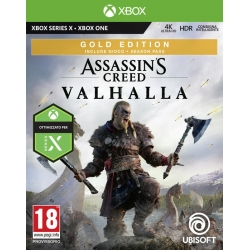 Preordine 10 novembre 2020 - ASSASSIN'S CREED VALHALLA GOLD EDITION Xbox One