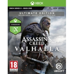 Preordine 10 novembre 2020 - ASSASSIN'S CREED VALHALLA ULTIMATE EDITION Xbox One