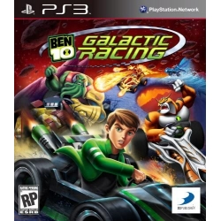 BEN 10 GALACTIC RACING per Playstation 3 PS3 nuovo italiano