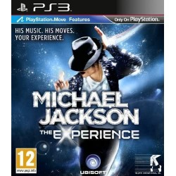 MICHAEL JACKSON THE EXPERIENCE per Playstation 3 PS3 Usato Garantito italiano