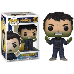 FUNKO POP! HULK HOLIDAY - Marvel 398 Bobble Head